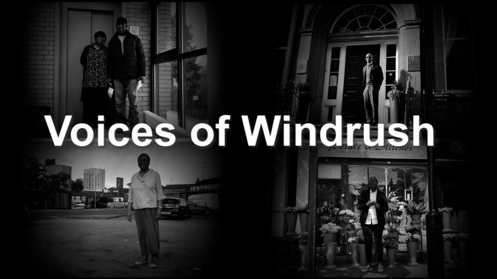 Yorkshire Voice: Voices of Windrush