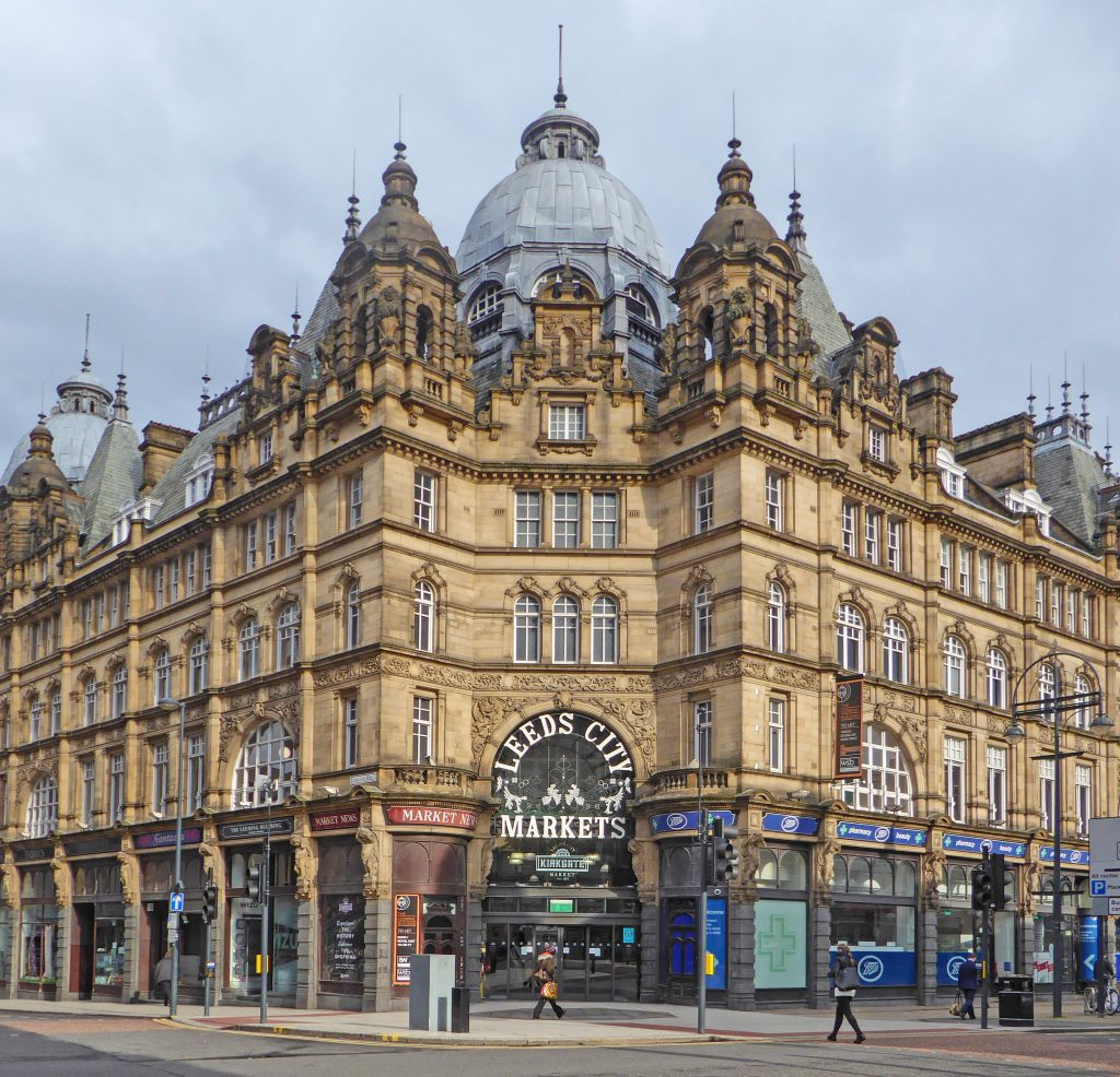 Leeds' Kirkgate Market: Traders express concerns over council's five-year strategy